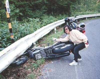 鈴木さんの事故